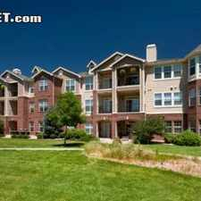 Rental info for $3302 0 bedroom Apartment in Arapahoe County Centennial in the Lowry Field area