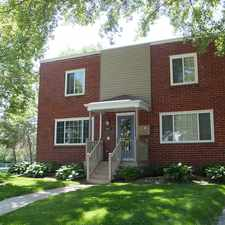 Rental info for Like New Two Bedroom - includes heat and central air!!!! This is a MUST SEE! in the Eken Park area