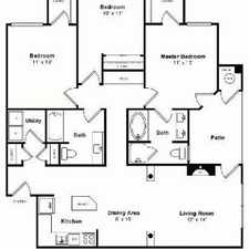 Rental info for $2585 3 bedroom Apartment in Aurora Mission Viejo in the Denver area