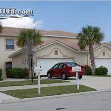 Rental info for $2200 3 bedroom Townhouse in Brevard (Melbourne) Cape Canaveral