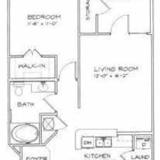 Rental info for $1400 1 bedroom Apartment in Fayette County Peachtree City