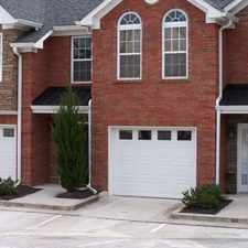 Rental info for $955 2 bedroom Townhouse in Cherokee County in the Woodstock area