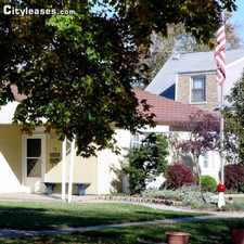 Rental info for $1200 1 bedroom House in West Suburbs Other West Suburbs in the Chicago area