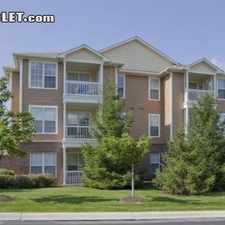Rental info for $1139 2 bedroom Apartment in Grant (Marion) in the Indianapolis area