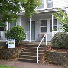 Rental info for Beautiful Townhouse in Fairview Village with garage and ac(OPEN SAT 1230-130PM) in the Gresham area