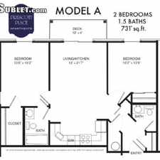 Rental info for $925 2 bedroom Apartment in Concord