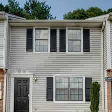 Rental info for Alabaster Townhome for Rent - 2BR/1.5BA