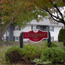 Rental info for Only $200 Security Deposit! - Welcome to Cedarwoods Apts