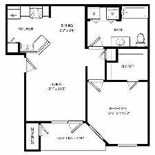 Rental info for $943 1 bedroom Apartment in Other Davidson County