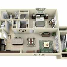 Rental info for $1761 1 bedroom Apartment in Arlington in the Army Navy Country Club area