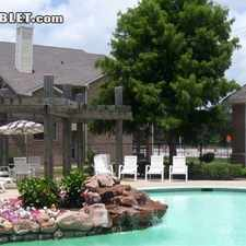 Rental info for $1398 1 bedroom Apartment in Gulf Coast Lake Jackson