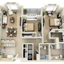 Rental info for $3079 2 bedroom Apartment in Bellevue
