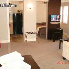 Rental info for $1550 1 bedroom Hotel or B&B in Milwaukee Downtown in the Milwaukee area