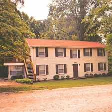 Rental info for Near NCSU - Elegant 5BR 2BA 3,000 Sq. Ft. House on Quiet Street Off Western Boulevard in the Raleigh area
