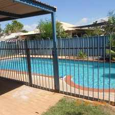 Rental info for Large Sparkling Pool