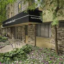 Rental info for 2630 N. Hampden Court in the Chicago area
