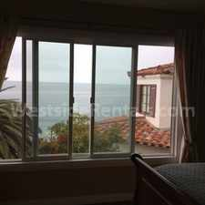 Rental info for Malibu Getaway with beach rights