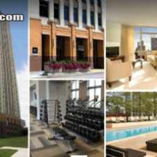 Rental info for $1950 1 bedroom Apartment in Downtown West Loop in the Fulton River District area