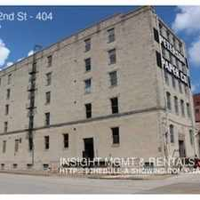 Rental info for 301 E 2nd St