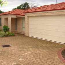 "Rental info for 'EASY LIVING"" in the Ashfield area"