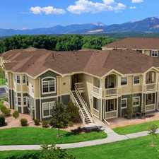 Rental info for RidgePointe At Gleneagle