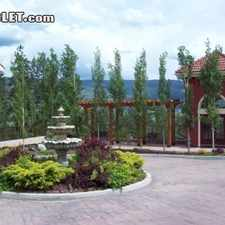 Rental info for $1800 2 bedroom Townhouse in Thompson Okanagan Kelowna in the Kelowna area