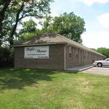 Rental info for Maple Manor Apartments