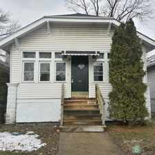 Rental info for Recently updated 4 bedroom house with hardwood floors through out! Section 8 ready in the Roseland area