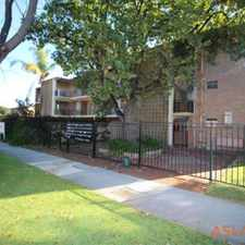 Rental info for RENOVATED FIRST FLOOR UNIT - WALK TO ANGELO STREET SHOPS AND CAFES in the Coodanup area