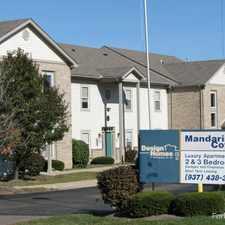 Rental info for Mandarin Cove
