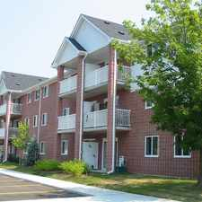 Rental info for 168 Victoria Street South in the Woodstock area