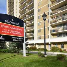 Rental info for 2 Secord Avenue in the Toronto area