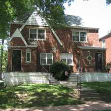 Rental info for 6375 Sutherland Ave. - St. Louis Hills Finest 1-Bedroom Apartment in the St. Louis Hills area