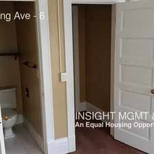 Rental info for 1125 Pershing Ave