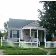 Rental info for Adorable 3 Bed, 2 Full Bath with Master Loft in Portsmouth - Pets OK in the South Norfolk area