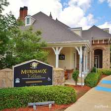 Rental info for Murdeaux Villas