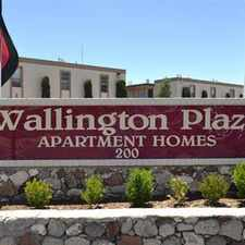 Rental info for Wallington Plaza Apartment Homes