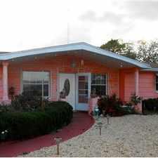 Rental info for Fantastic 2/1/1 Single-family home