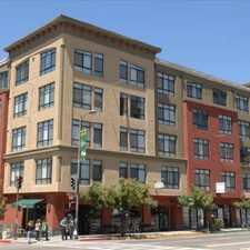 Rental info for Berkeley Apartments - Berkeleyan in the Berkeley area