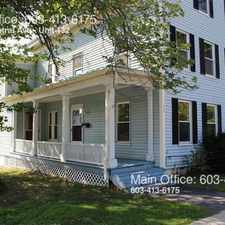 Rental info for 132-134 Central Ave