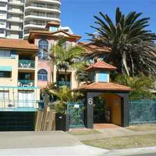 "Rental info for ""ANTIGUA"" 1 BEDROOM FURNISHED UNIT IN BROADBEACH! in the Broadbeach area"