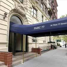 Rental info for Parc 77 in the Upper West Side area