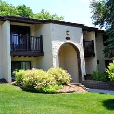 Rental info for Spacious One Bedroom Close to MATC/Airport/East Towne Mall in the Eken Park area