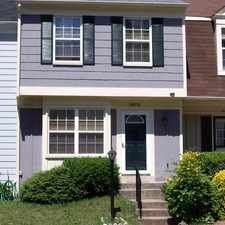 Rental info for 3-Lvl, 2 Master BR, 1.55 BA Townhome in Centreville!