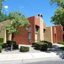 Rental info for Mesa Del Oso Condominiums