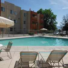 Rental info for Mesa Ridge Apartments in the 87120 area