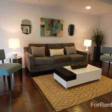 Rental info for The Terraces at Uptown in the Albuquerque area