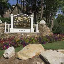 Rental info for Arbors at Breckinridge