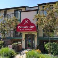 Rental info for Pheasant Run