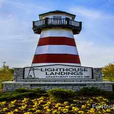 Rental info for Lighthouse Landings in the 46217 area